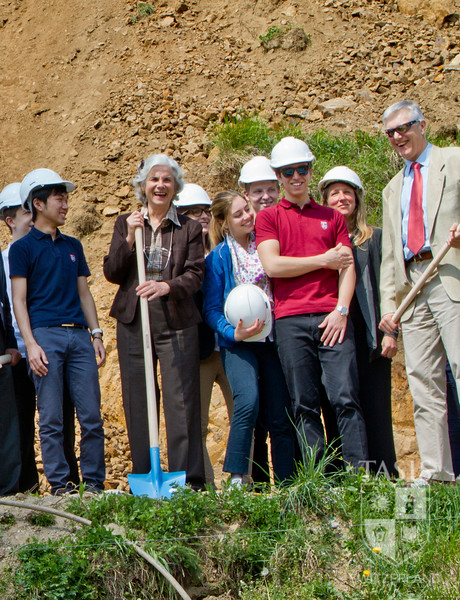 Campo Science Groundbreaking Ceremony - April 17, 2013