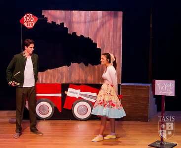 All Shook Up - High School Musical Spring 2013