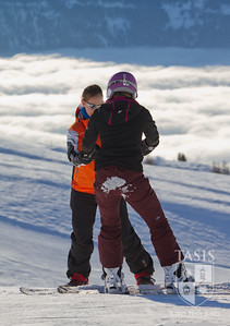 TASIS Ski Week in Crans Montana (High School)