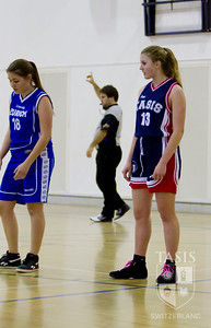 TASIS Junior Varsity Girls Basketball Tournament (January 26, 2013)
