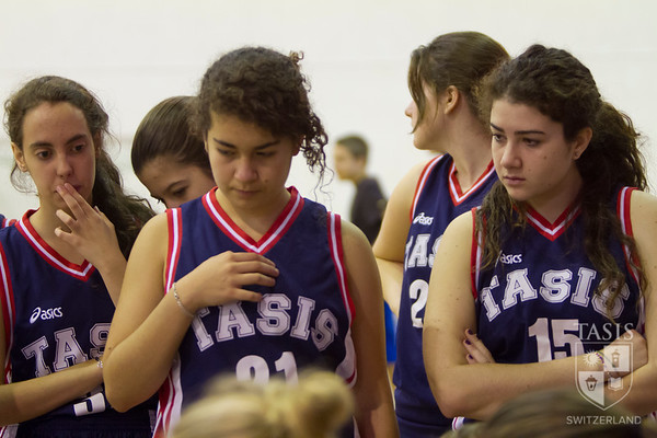 Junior Varstiy Girls Basketball Tournament (January 26, 2013)