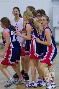 TASIS Junior Varsity Girls Basketball Tournament (January 26, 2013)