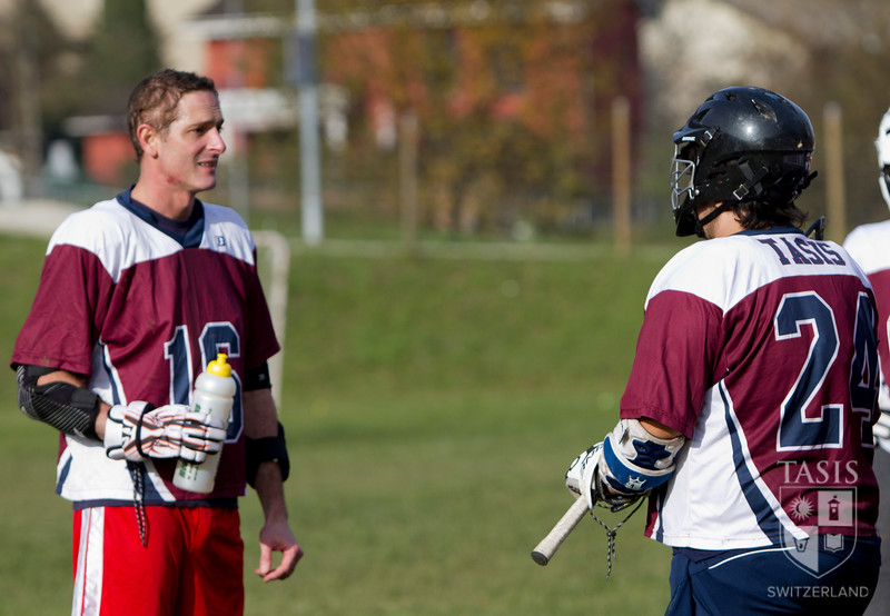 Lacrosse Games - Sunday, November 18, 2012