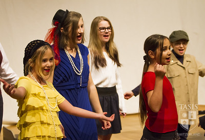 TASIS Middle School - After-school theater production