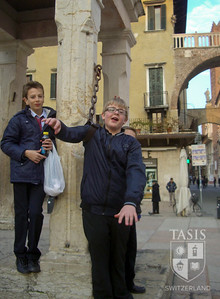 Verona, Italy - 6th grade