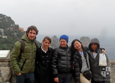 The Amalfi Coast - 7th Grade