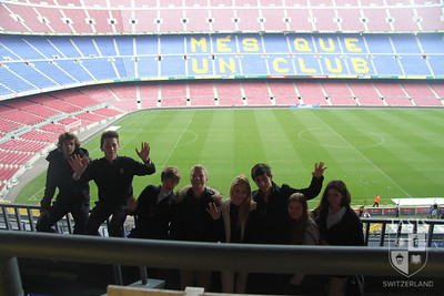 Barcelona, Spain - 8th Grade