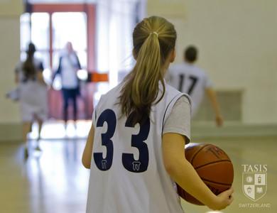 Middle School Basketball 2013