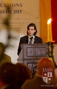 TASIS Senior Banquet