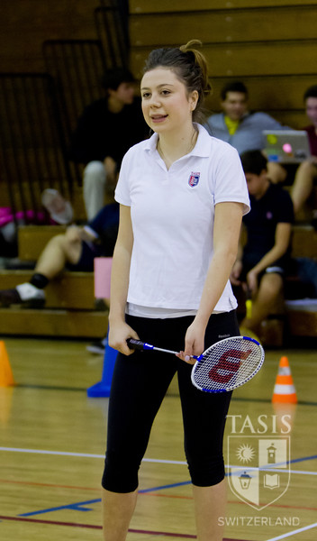 TASIS Badminton Tournament