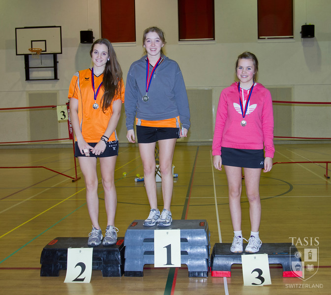 TASIS Badminton Tournament