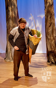 "TASIS Fall Shakespeare production of ""As You Like It"""