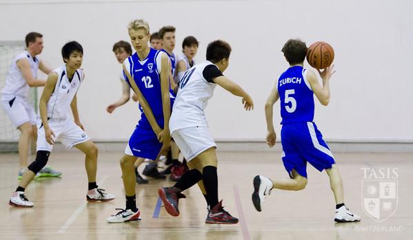 TASIS JV Boys Basketball Tournament (January 19, 2013)