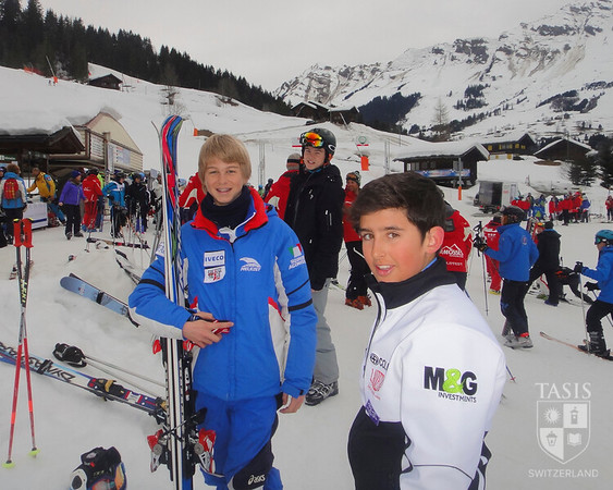 TASIS Skiers Bring Home the Gold!