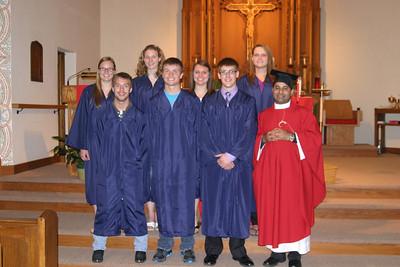 Assumption grad mass 2013