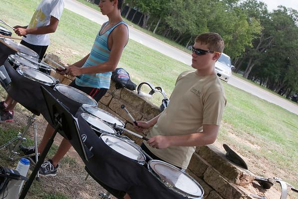 Drum Camp 2012