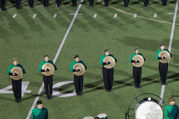 Drum Line at Dripping Springs