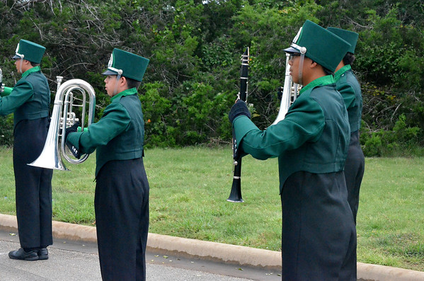 Texas Marching Classic, October 13, 2012