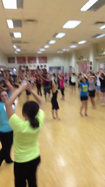 Competition Dances