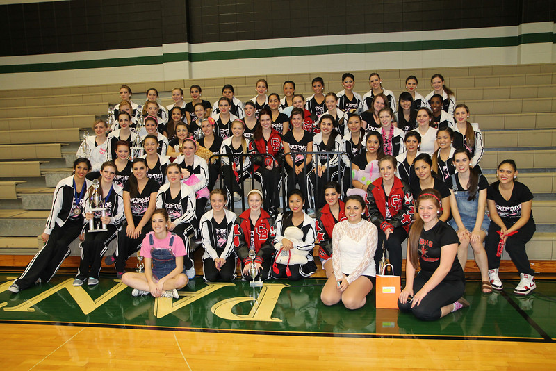 Team: Super Sweepstakes - Best in Class: 1st Place - Choreography Awards for Jazz, Kick and Lyrical