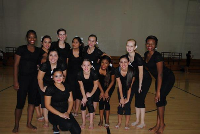 Dance Classes Performances
