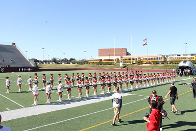 vs Galena Park North Shore (Playoff) POM Videos & Pictures