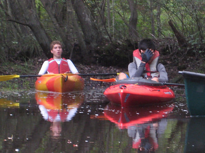 Batsto River Canoe Trip