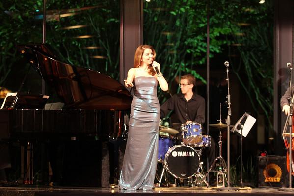 Singing with the Houston Idols 2012