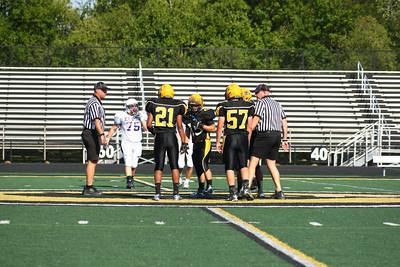 2012-08-23 Freshman vs Elder