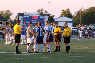 Simon Kenton vs Boone County 08/23/12