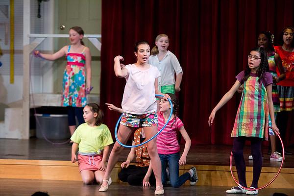 Dear Edwina Jr: Fifth Grade Musical