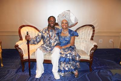 Nickerson-Ukpong (African Ceremony)