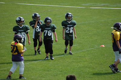 2012; AFBÖ; American Football; Danube Dragons; Micros; Vienna Vikings; U10; Youth