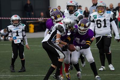 2012; AFBÖ; Raiders Tirol; American Football; Vienna Vikings; U12; Youth