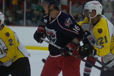 2012 Springfield Falcons preseason