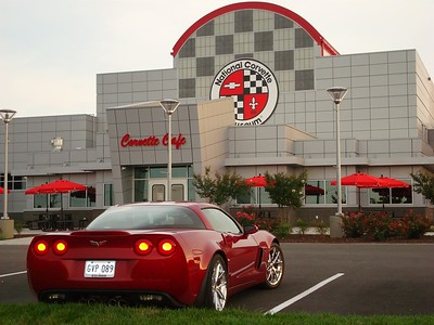 National Corvette Museum 2007 - 2009