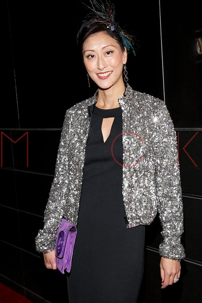 NEW YORK, NY - APRIL 10:  Adelina Wong Ettelson attends the 9th annual Spring Dinner Dance New Year's In April: A Fool's Fete at the Mandarin Oriental Hotel on April 10, 2012 in New York City.  (Photo by Steve Mack/S.D. Mack Pictures)