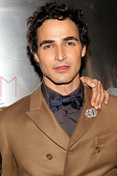 NEW YORK, NY - APRIL 10:  Zac Posen attends the 9th annual Spring Dinner Dance New Year's In April: A Fool's Fete at the Mandarin Oriental Hotel on April 10, 2012 in New York City.  (Photo by Steve Mack/S.D. Mack Pictures)