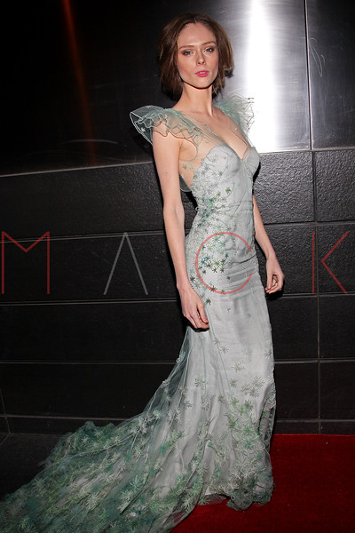NEW YORK, NY - APRIL 10:  Coco Rocha attends the 9th annual Spring Dinner Dance New Year's In April: A Fool's Fete at the Mandarin Oriental Hotel on April 10, 2012 in New York City.  (Photo by Steve Mack/S.D. Mack Pictures)