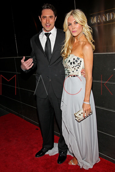 NEW YORK, NY - APRIL 10:  Prince Lorenzo Borghese and Tinsley Mortimer attend the 9th annual Spring Dinner Dance New Year's In April: A Fool's Fete at the Mandarin Oriental Hotel on April 10, 2012 in New York City.  (Photo by Steve Mack/S.D. Mack Pictures)