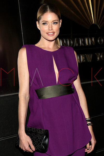 NEW YORK, NY - APRIL 10:  Doutzen Kroes attends the 9th annual Spring Dinner Dance New Year's In April: A Fool's Fete at the Mandarin Oriental Hotel on April 10, 2012 in New York City.  (Photo by Steve Mack/S.D. Mack Pictures)
