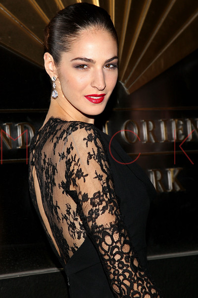 NEW YORK, NY - APRIL 10:  Dayssi Olarte de Kanavos attends the 9th annual Spring Dinner Dance New Year's In April: A Fool's Fete at the Mandarin Oriental Hotel on April 10, 2012 in New York City.  (Photo by Steve Mack/S.D. Mack Pictures)