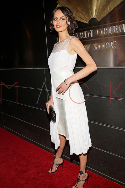 NEW YORK, NY - APRIL 10:  Nicole Trunfio attends the 9th annual Spring Dinner Dance New Year's In April: A Fool's Fete at the Mandarin Oriental Hotel on April 10, 2012 in New York City.  (Photo by Steve Mack/S.D. Mack Pictures)