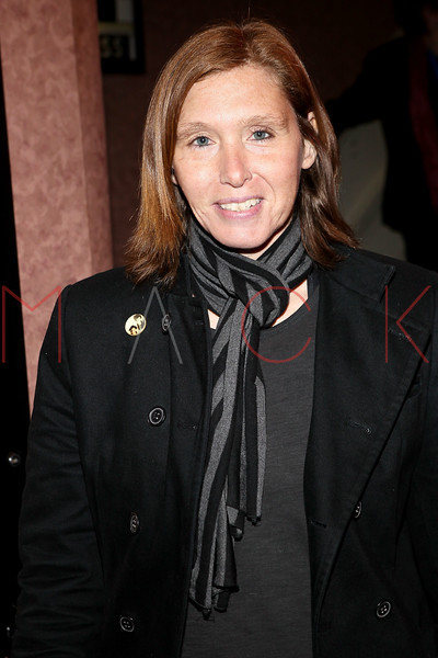 """NEW YORK, NY - APRIL 14:  Drummer of the alternative American rock group Hole and film subject, Patty Schemel attends the """"Hit So Hard Documentary Q & A With Members Of The Band Hole at Cinema Village Cinema on April 14, 2012 in New York City.  (Photo by Steve Mack/S.D. Mack Pictures)"""