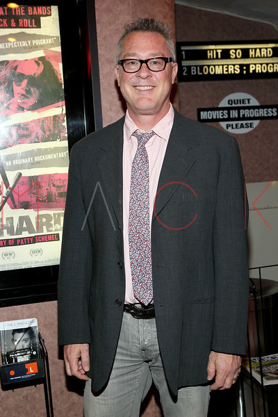 "NEW YORK, NY - APRIL 14:  Producer Todd Hughes attends the ""Hit So Hard Documentary Q & A With Members Of The Band Hole at Cinema Village Cinema on April 14, 2012 in New York City.  (Photo by Steve Mack/S.D. Mack Pictures)"