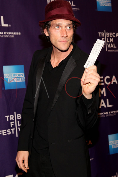 "NEW YORK, NY - APRIL 20:  Actor/writer/musician Ben Taylor attends the premiere of ""Russian Winter"" during the 2012 Tribeca Film Festival at the AMC Loews Village 7 on April 20, 2012 in New York City.  (Photo by Steve Mack/S.D. Mack Pictures)"