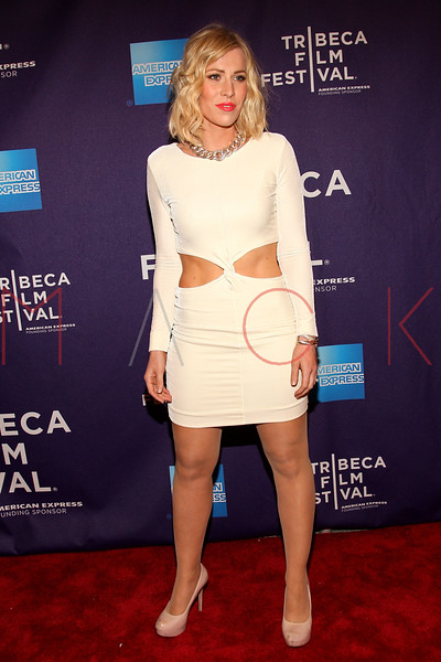 """NEW YORK, NY - APRIL 20:  Natasha Bedingfield attends the premiere of """"Russian Winter"""" during the 2012 Tribeca Film Festival at the AMC Loews Village 7 on April 20, 2012 in New York City.  (Photo by Steve Mack/S.D. Mack Pictures)"""