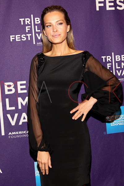 """NEW YORK, NY - APRIL 20:  Petra Nemcova attends the premiere of """"Russian Winter"""" during the 2012 Tribeca Film Festival at the AMC Loews Village 7 on April 20, 2012 in New York City.  (Photo by Steve Mack/S.D. Mack Pictures)"""