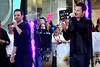 "NEW YORK, NY - AUGUST 17:  Drew Lachey and Nick Lachey of 98 Degrees perform on NBC's ""Today"" at Rockefeller Plaza on August 17, 2012 in New York City.  (Photo by Steve Mack/S.D. Mack Pictures)"