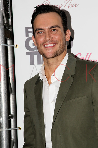 "NEW YORK, NY - AUGUST 21:  Actor Cheyenne Jackson attends the ""For A Good Time, Call..."" premiere at Regal Union Square on August 21, 2012 in New York City.  (Photo by Steve Mack/S.D. Mack Pictures)"